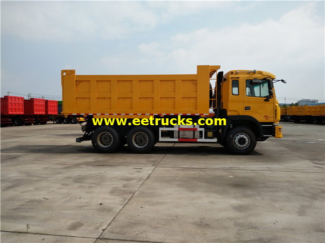 JAC Sand Tipper Trucks