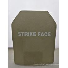 Plaque anti-balles Hardarmor / PE avec Nij 0101.06 Certificat