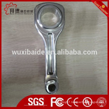Diesel engine aluminum/steel/titanium connecting rod with high performance