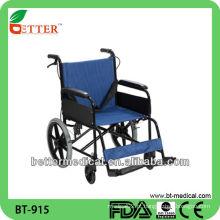 Cadeira de rodas em alumínio