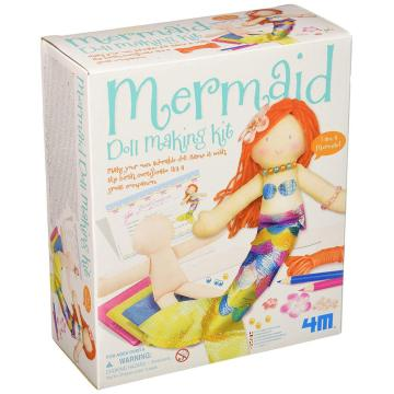MERMAID DOLL MAKING KIT-0