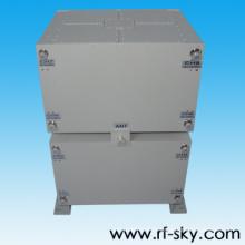 Combinadores de 400 MHz RF PDT DMR MPT 8way