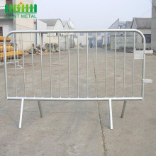 Galvanized Safety Traffic Barrier Crowd Control Barrier
