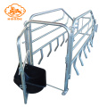 Sow Farrowing Crate Galvanized Pig Farrowing Crates