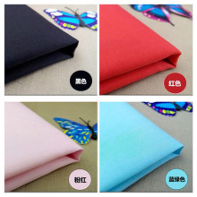 Soft CVC Poplin Shirt Material Fabric