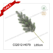 Narture Green Christmas Tree White Pine Branches Outdoor Extension Cord Green H35-H110cm