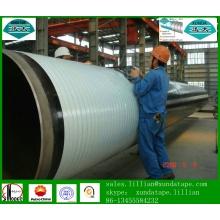 Polyethylene wrapping coating tape