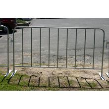 Galvanized Crowd Control Traffic Safety Barrier Hot Sale