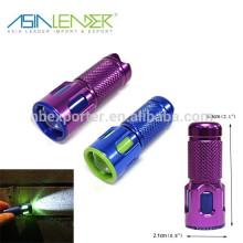 Super brillante linterna LED mini