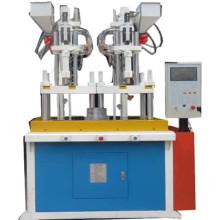 Dos colores máquina de inyección de plástico para productos de PVC