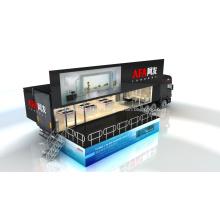 Caminhão móvel do caminhão do anúncio publicitário do caminhão da fase