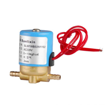 Air & Water Direct Acting Small Solenoid Valve (SLW1WB02N1Y02)