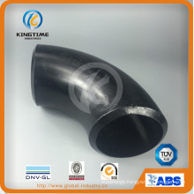 Butt-Welded Carbon Steel Elbow to ASME B16.9 Steel Pipe Fitting (KT0019)