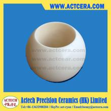 Válvulas de bola cerámica Dn100 99% Al2O3/alúmina