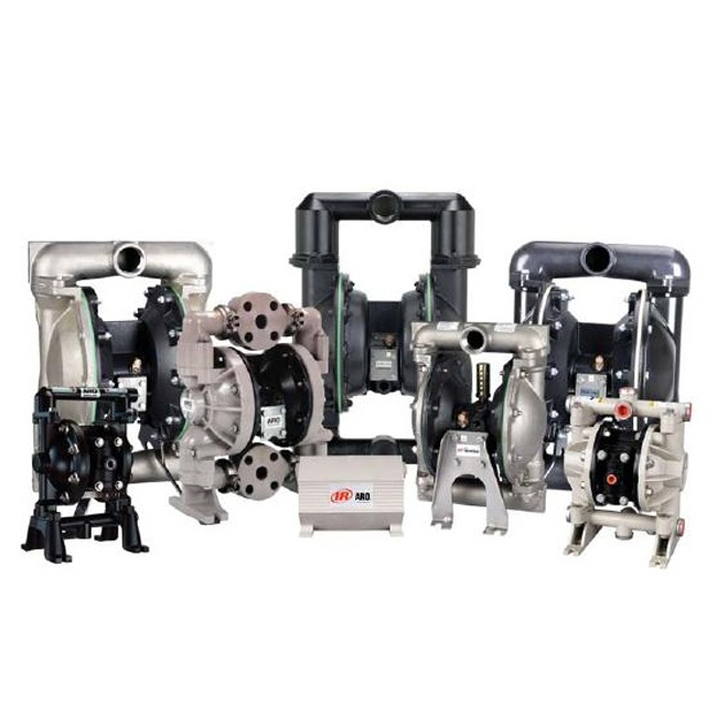 Diaphragm Pumps ARO Type (9)