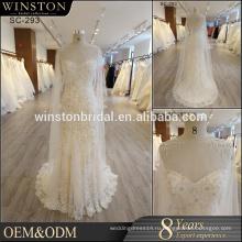 Свадебные платья 2017 Новый милая декольте свадебное платье