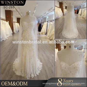 Bridal dresses New 2017 Sweetheart Neckline wedding dress