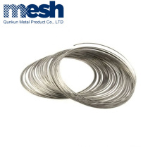 SUS 301 201 stainless steel wire for making rope pulley