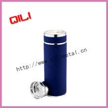 frasco de agua alcalina