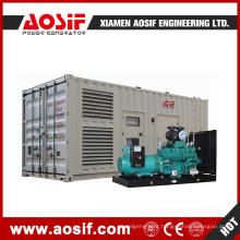 Generador Diesel De Alta Potencia De Alta Calidad Ajustado De Fabrica De China