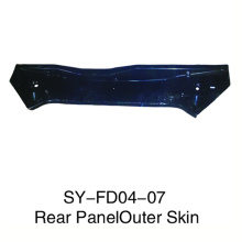 FORD Fiesta 2003 Rear Panel Outer Skin