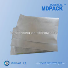 Medical equipment sterilization packing flat Tyvek reel for china factory