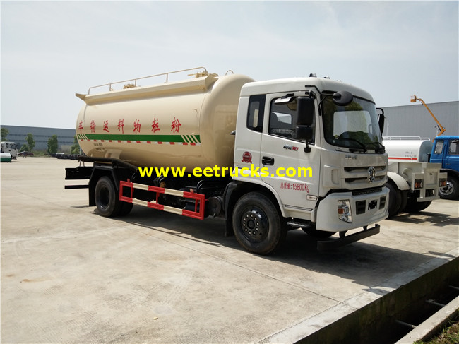 16000L Bulk Cement Delivery Tank Trucks