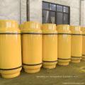 Cilindro de gas amoniaco 40L-130L con alta calidad