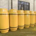Cilindro de gás amônia 40L-130L com alta qualidade