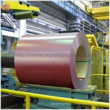 Фабрика Jiangsu сразу поставила предварительно покрашенную стальную катушку с превосходной механически свойством