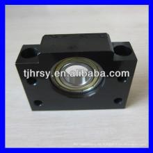 TBI Soporte de soporte para tornillo de bola BK25