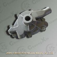 AlSi9Mg Aluminium Gravity Casting / housse de pompe à eau / maison en aluminium