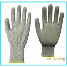 Geschnittene Handhandschuhe