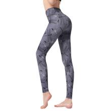 Power Flex Bauchkontrolle Workout Stretch Legging