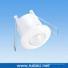 Sensor de movimento de montagem embutida de teto de tamanho pequeno (KA-S07B)