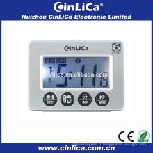 Temporisateur de compte à rebours 380v avec fonction de réveil rétro-éclairage LED CT-732