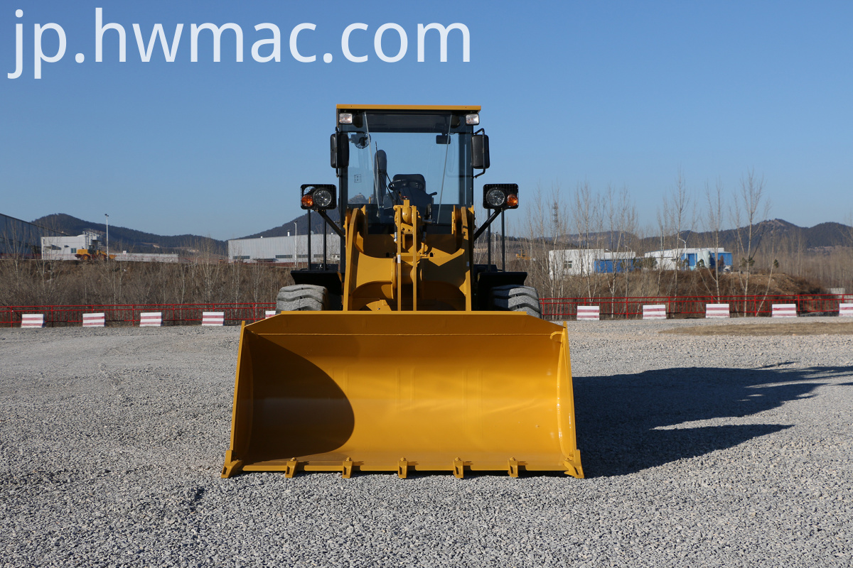 SEM632D Wheel Loader