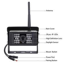 Rückfahr-Rückfahrkamera-Monitor 7inch