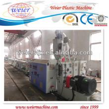 PP-R / PERT / PP-R verstärkte mehrschichtige Rohr-Silikon-Kern-Rohr-Fertigungsstraße