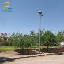 6m 30 watt led street lamp solar