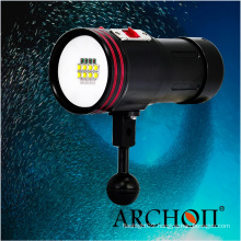 New Model Archon W42vr 5200 Lumens Rechargeable U2 LED Torch