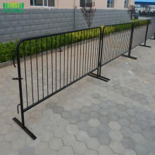 Metal Portable Road Traffic Barrier Control Barrier