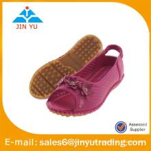 Zapatos hermosos de los niños guangzhou para la muchacha