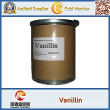 Natural Organic Vanillin and Vanilla Powder