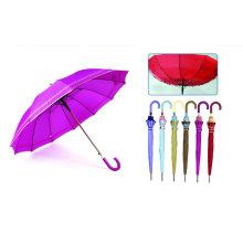 Screen Edged Print Windproof Umbrella (YS-SA25143932R)