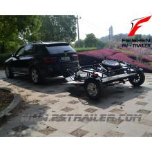 Vélos doubles pliage style MT502 remorque pour moto