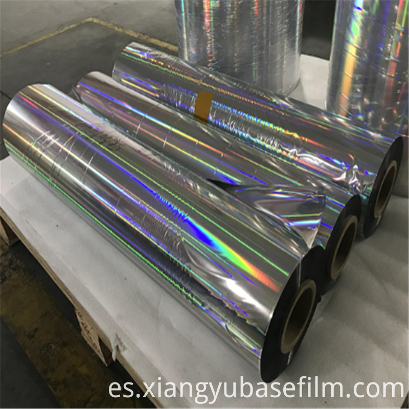 Polyester Transparent Chemical Film 2