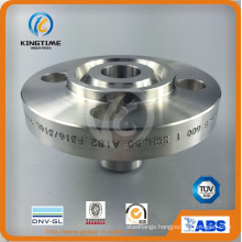 ANSI B16.5 Stainless Steel Weld Neck Flange Forged Flange for Marine (KT0338)