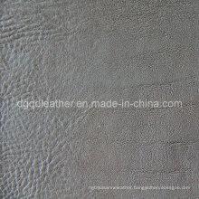 Fashion Design Upholstery PVC Leather (QDL-US0107)