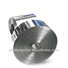 Cáscara de batería de litio tira de aluminio